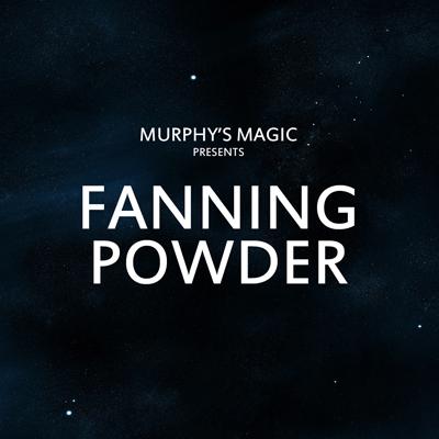 Fanning Powder - Kartenpuder