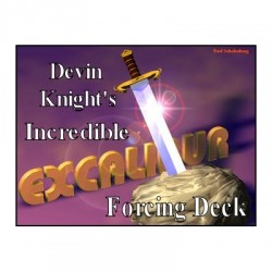 Excalibur Deck - Rot