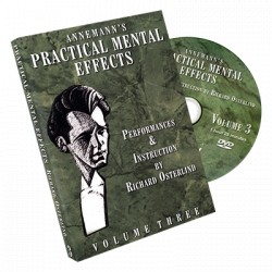 Annemanns Practical Mental Effects Vol. 3