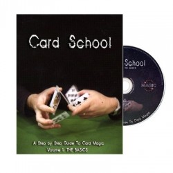 Card School #1 DVD
