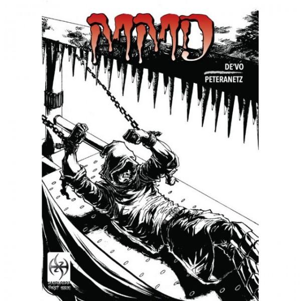 Comic Deck MMD#1 - Magicians Must Die