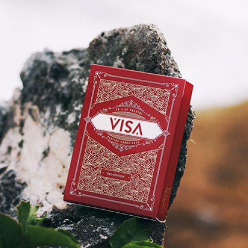 Visa Deck (Rot)