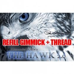 REFILL Hawk 2.0 - 2 Hawk Gimmicks und Faden