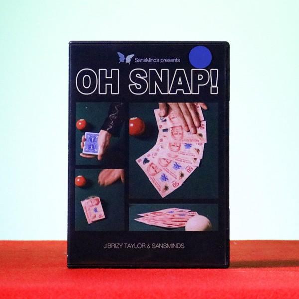 OH SNAP! Blau (DVD und Gimmick)