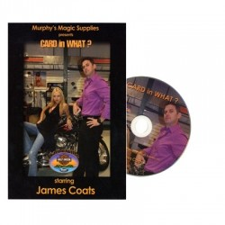 Card in What? DVD