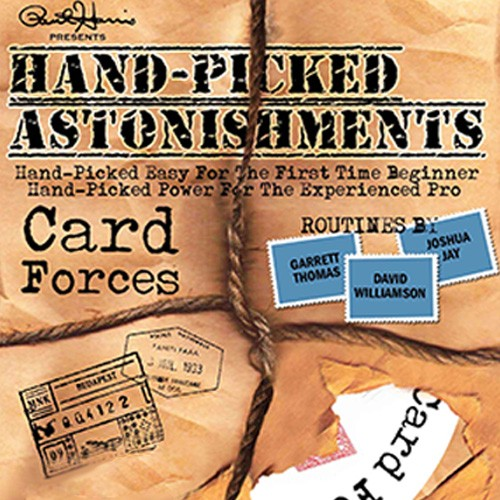 Handpicked Astonishments (Card Forces)