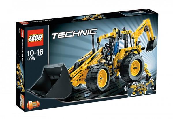 LEGO Technic Baggerlader