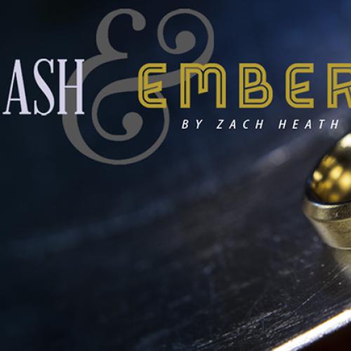 Ash & Ember - 2 Ringe (Gold) Abgeschrägt