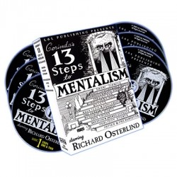 13 Steps To Mentalism (6 DVDs)