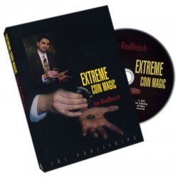 Extreme Coin Magic DVD