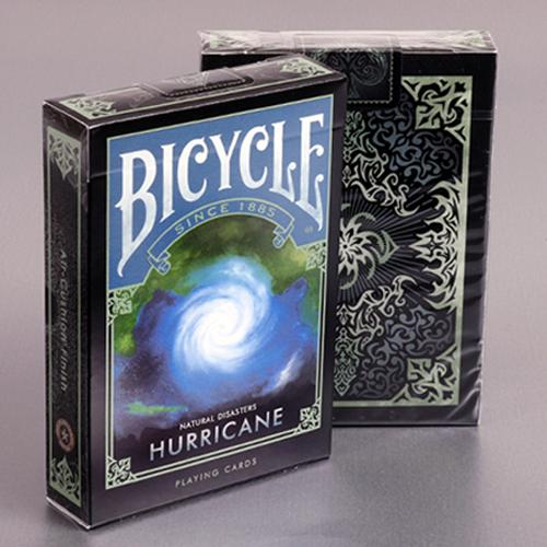 "Bicycle Natural Disasters ""Hurricane"" Deck"