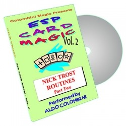 ESP Card Magic (Nick Trost Routines) Vol. 2