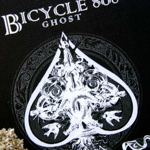 Bicycle Black Ghost Deck (2nd Edition)