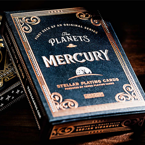 The Planets: Mercury Deck