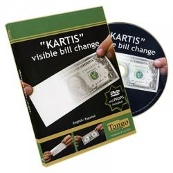 The Kartis Visible Bill Change