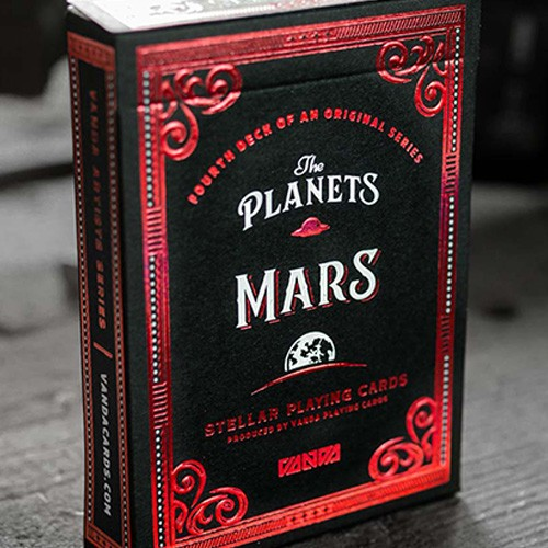 The Planets: Mars Deck